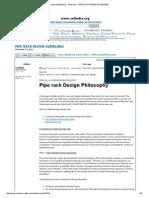 piperack Design Philoshipy