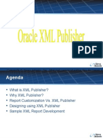 Oracle XML Publisher