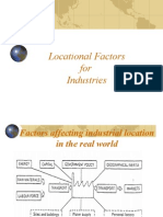 Locational Factors (YES)