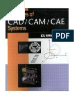 Principles of CAD CAM CAE