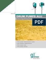 045 Drum Pumps Alu E 2014