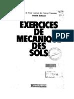 Exercices de Mecanique Des Sols Gcalgerie Com