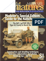 Military Miniatures Modeler's Guide to Kubelwagen
