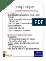 C++ Ders2 - Temel Kavramlar