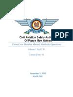 Cabin Crew Member Manual Standards Operations Vol 2 Part f1