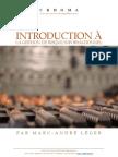 Introduction à La Gestion de Risque Informationel
