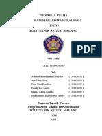 Contoh Proposal Usaha Pdf