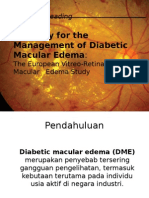 Diabetic macular degeneration