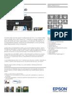 Epson Stylus Office BX625FWD Brochures 1