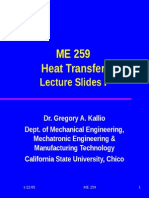 Heat Transfer Lecture