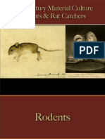 Rodents & Rat Catchers