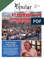 El Popular 306 Órgano de Prensa Oficial del Partido Comunista de Uruguay