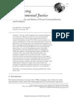 Globalizing Environmental Justice