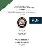 cover kerja praktik dan internship pertamina wmo