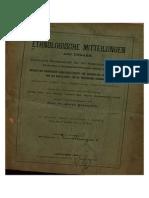 Erzherzog Joseph-Tiere Im Glauben Der Zigeuner (EMU 4 [1895])