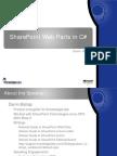 WebPart In CSharp