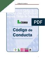 Codigo Conducta 05 2012