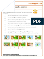 Stories Jack and the Beanstalk Worksheet Answers Final 2012-12-04