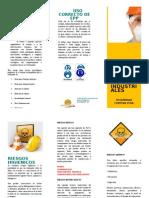 Controles Higienicos Industriales