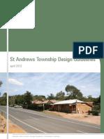 St Andrews Town Centre Design Guidelines Final April 2102