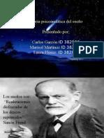 Teoría Psicoanalítica de los Sueños.pptx