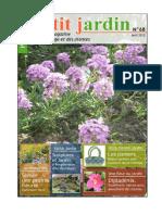 Magazine Petit Jardin 68