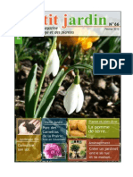 Magazine Petit Jardin 66