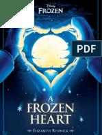 A Frozen Heart chapter excerpt