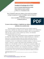 marco teorico sociologia