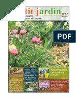 Magazine Petit Jardin 67