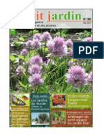 Magazine Petit Jardin 80
