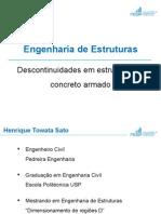 Descontinuidades em estruturas de concreto armado