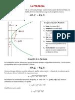 La Parabola Luxdies