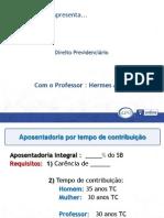 Aposentadoria por tempo de contribuição.pdf