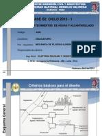 Clase Semana 02 de Abastecimeitnos de Agua y Alcanatarillado_C12015_FICA_UNHEVAL_Huánuco