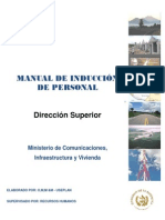 Manual de Inducción de Personal