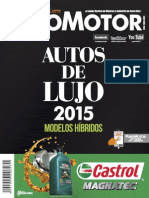 Revista Puro Motor 47 - AUTOS DE LUJO 2015