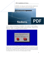 TP0-Installation de Fedora