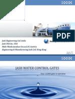 Water Control Gates