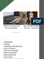 fingerprin recognition.pptx