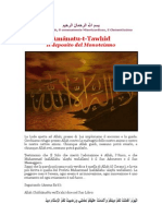 Il Deposito Del Monoteism Tawhid