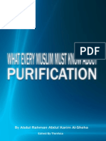 What-every-muslim-must-know-about-purification Every Muslim Must Know About Purification