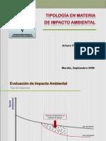 Tipologia de Impactos Ambientales