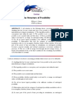 20th WCP_ the Structure of Possibility