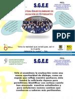 Sistema Grancolombiano de evaluación.ppt