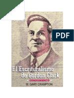 El Escrituralismo de Clark