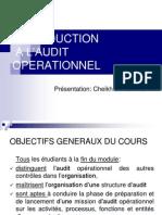 Introduction Audit Opérationnel
