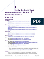 Trust El Framework v1.0