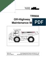 TR50A Manual