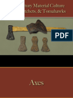 Tools - Axes, Hatchets, & Tomahawks